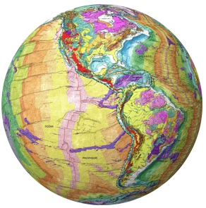 Geological Globe Of The World Product Release Blog
