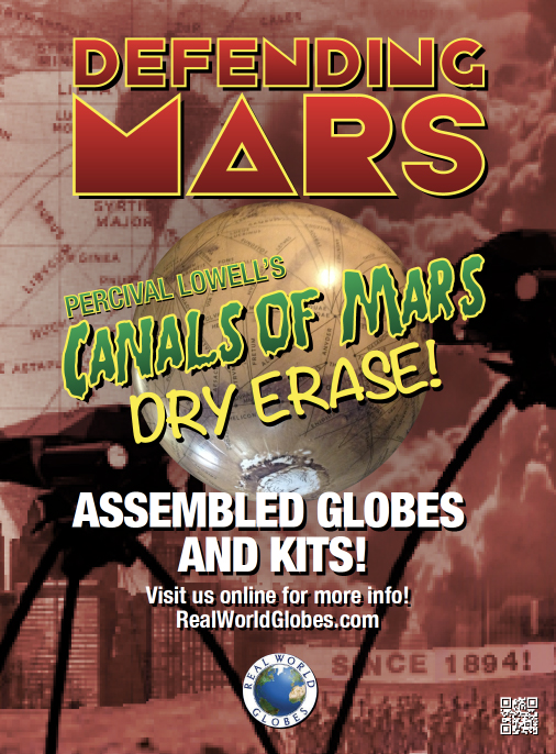 Canals of Mars